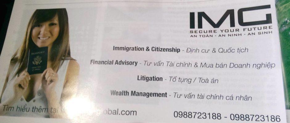 Ad in Heritage Magazine